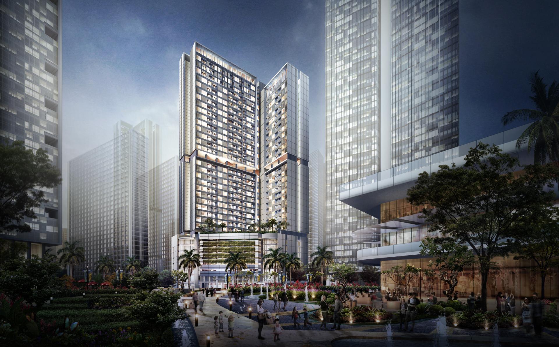 Ciputra development residential property development and management ciputra world 2 jakarta gumiabroncs Images